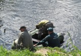 Местные жители просят помощи в поиске девочки, которую унесло течением реки Кокшеньга (ФОТО, ВИДЕО)