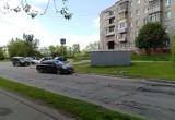 Велосипедист попал под иномарку «Ниссан» в Череповце (ФОТО)
