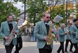 По Вологде в День города продефилировали 13 оркестров