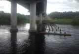 В Тарноге полиция перегородила реку для поисков пропавшей 9-летней девочки