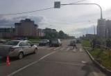 В Череповце женщина на иномарке сбила 12-летнего велосипедиста (ФОТО)