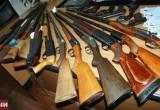 Росгвардия продолжает прием оружия от населения