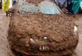Панки грязи не боятся: на рок-фестивале «Нашествие» увязли в жиже сотни машин (ФОТО)