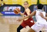 Вологжанка сыграет в полуфинале молодежного чемпионата Европы по баскетболу