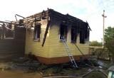 В Соколе холодильник стал причиной сильного пожара (ФОТО)
