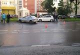 12-летняя девочка пострадала в аварии двух иномарок в Череповце (ФОТО)