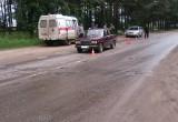 В Кадуе женщина-водитель на «Жигулях» наехала на 7-летнего ребенка