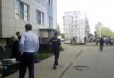 В Вологде женщина выпала с седьмого этажа и разбилась (ФОТО)