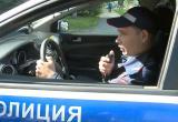 Сотрудники ГИБДД спасли жизнь двухлетнему ребенку (ФОТО, ВИДЕО)
