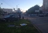 В ДТП двух иномарок в Вологде пострадала девушка-пешеход