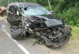 Водитель на «Мерседесе» спровоцировал серьезную аварию в Тотемском районе (ФОТО)
