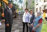 В Череповце уже отремонтировали 11 дворов