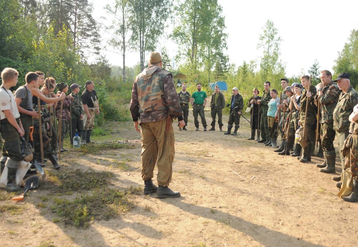 28 павших солдат и офицеров Великой Отечественной нашли вологодские поисковики