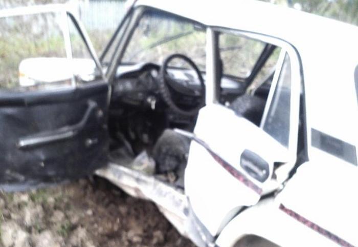 Под Тарногой в аварии двух легковушек пострадал шофер-пенсионер