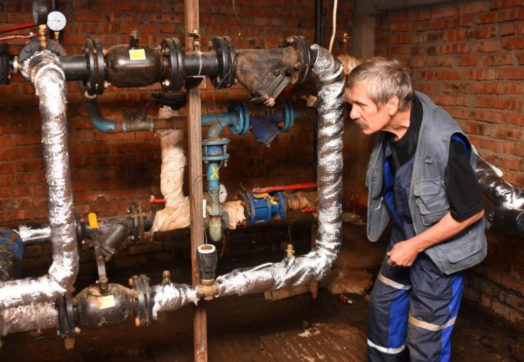 В Вологде к отоплению уже подключили 20 детских садов