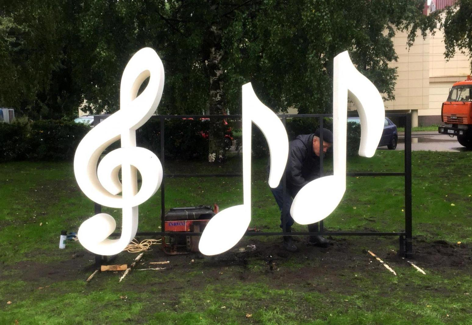 Еще один арт-объект появился в Вологде