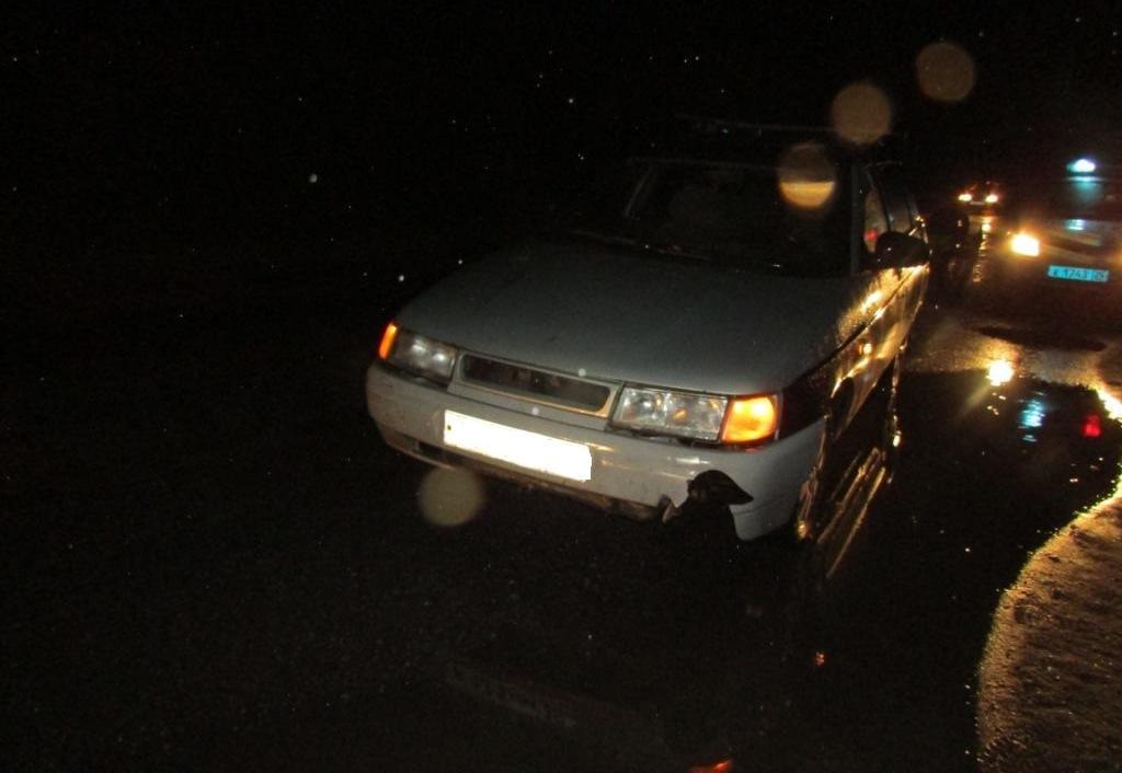 В Вожеге в результате ДТП пешеход получил смертельные травмы