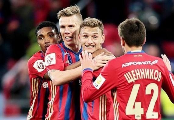 ЦСКА стартовал в Лиге чемпионов с гостевой победы над «Бенфикой»
