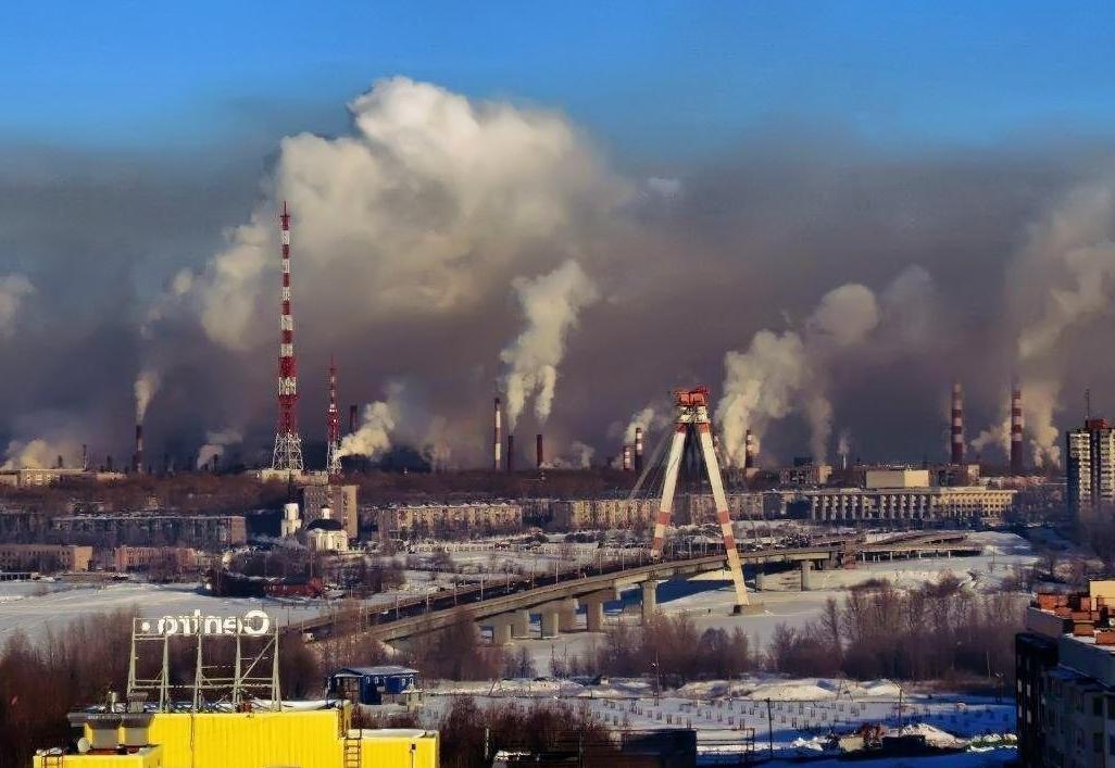В число 15 самых грязных городов России вошел Череповец