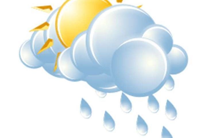 Сильные дожди придут в Вологодскую область в начале рабочей недели