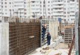 В Вологде на улице Северной строители школы завершают фундаментные работы