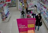 Две вологжанки попались на краже парфюма