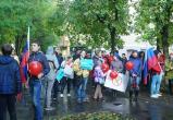 На митинге навальнистов в Вологде вспомнили подвиги Шулепова и Травникова (ФОТО)