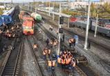 В Лосте восстановлено движение поездов после столкновения поездов