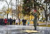 Вечный огонь вновь горит в Вологде