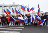 Вологжане отметили День народного единства автопробегом