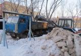 «Магистраль» обяжут пересмотреть подходы к уборке снега в Вологде