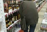 Череповчанин попытался украсть сразу три бутылки коньяка