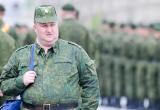 Из российской армии собираются уволить толстых военных