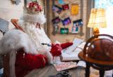 Дед Мороз обещал показать Вологодскую область Рамзану Кадырову