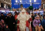 Дед Мороз въедет в Санкт-Петербург на паровозе