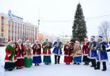Проект «Рождественская сказка в Вологде» занял 7 место в рейтинге самых популярных новогодних событий в России