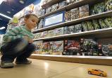 Цены на игрушки растут быстрее инфляции в четыре раза