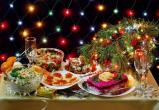 Росстат: новогодний стол для средней семьи обойдется в 6,1 тысячи рублей