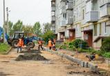 В ремонт дворов и общественных пространств Вологодчины в 2018 году вложат полмиллиарда рублей