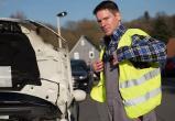 Правительство одело водителей в световые  жилеты