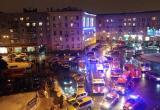 В Санкт-Петербурге прогремел взрыв в супермаркете