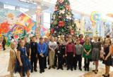Юные жители Вологды побывали на кремлевской елке (ФОТО)