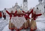 Более 140 новогодних программ прошли в Вологде в новогодние праздники