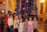 Дети из Великого Устюга побывали на Кремлевской ёлке