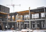 Работы по строительству школы на ул. Северной завершены на 70% (ФОТО)