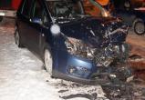 Двое взрослых и 5-летняя девочка пострадали в аварии в Череповце (ФОТО)