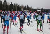В Вологодской области состоялся всероссийский лыжный марафон