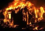 Крупный пожар в Бабушкинском районе