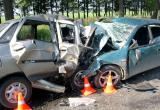 Пассажир ВАЗ пострадал в тройном ДТП с пьяным водителем