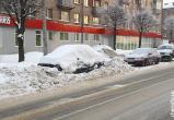 Чистить дороги от бесхозных машин начали в Череповце